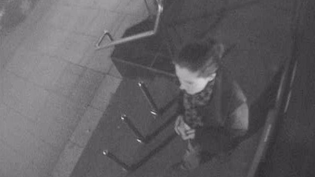 CCTV footage - Blathnaid Timothy at the ATM