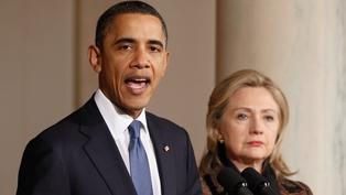 Barack Obama - Condemned violent crackdown