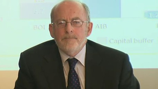 Patrick Honohan - Said aim was to create a sustainable Irish banking system