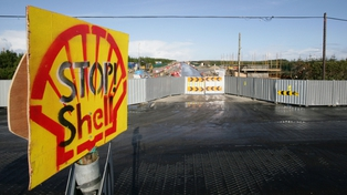 Corrib - Shell to Sea campaigners arrested