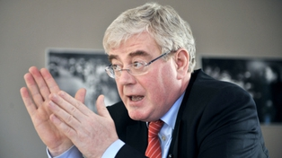 Eamon Gilmore - Discussed Cloyne Report with Papal Nuncio
