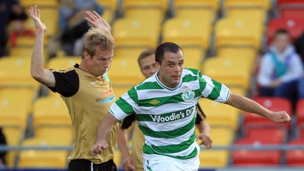 Shamrock Rovers 1-0 FC Flora Tallinn