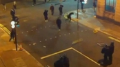 RTÉ.ie Extra Video: Footage of the third night of riots in English cities