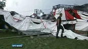 Nine News: Concertgoers killed at Belgium festival