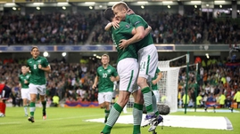 Euro 2012 - Ireland will be seeded in Thursday's play-off draw