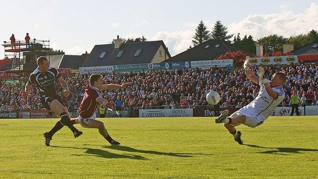 Marren inspires Sligo victory