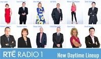 RTÉ Announces Sean O'Rourke in key 10-12noon slot