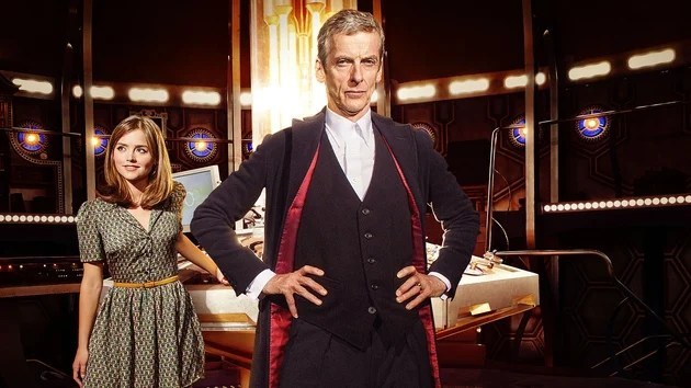 Peter Capaldi: 'I love being Doctor Who'