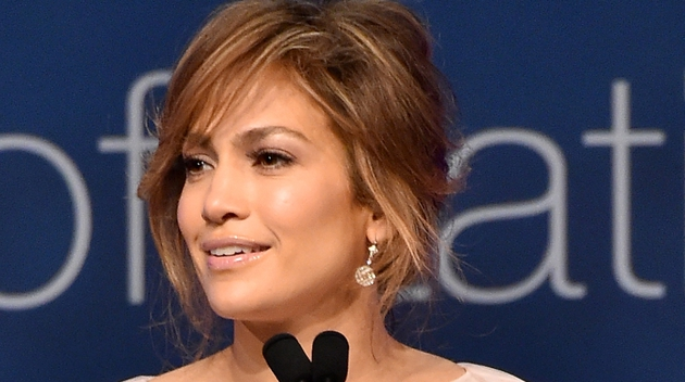 Jennifer Lopez is happy for her newly engaged ex-husband