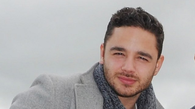 Adam Thomas is a dad for the second time