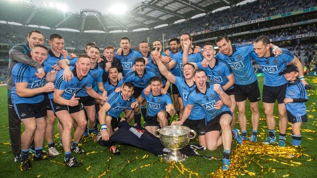 Dublin grind down Kerry to win 25th All-Ireland