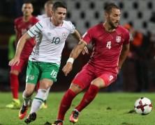 Video: Serbia vs Cộng hòa Ailen