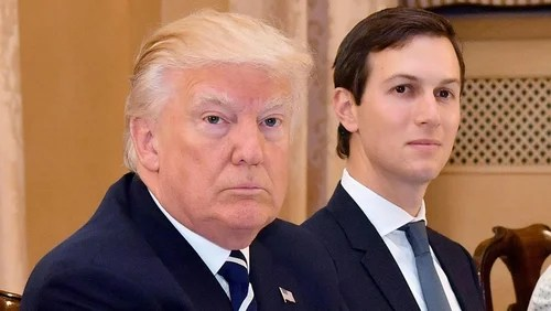 Image result for Deutsche Bank staff flagged Trump, Kushner transactions: report