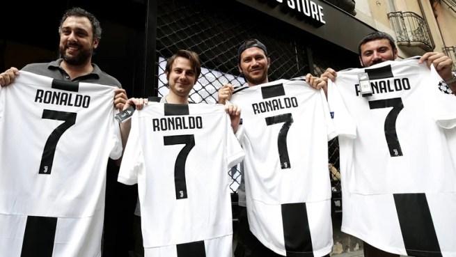 Juventus: Ronaldo explique les raisons de son départ dans une lettre d'adieu émouvante