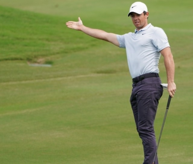 Mcilroy Says He Wants To Give Himself A Better Chance Of Winning The Open Championship