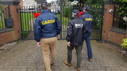 Image result for Kinahan senior crime
