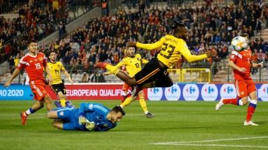 Euro 2020 round-up: Croatia struggle, Belgium impress