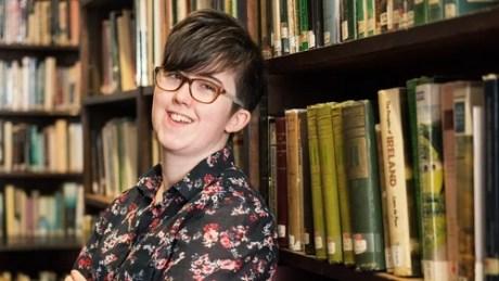 Image result for Lyra McKee IRA
