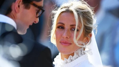 Ellie Goulding Tied The Knot In A Lavish Castle Wedding