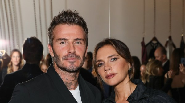 Beckham: The secret to marriage is