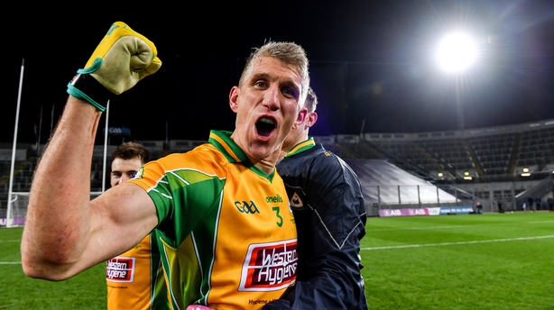 Corofin's tunnel vision points the way 001369de 614