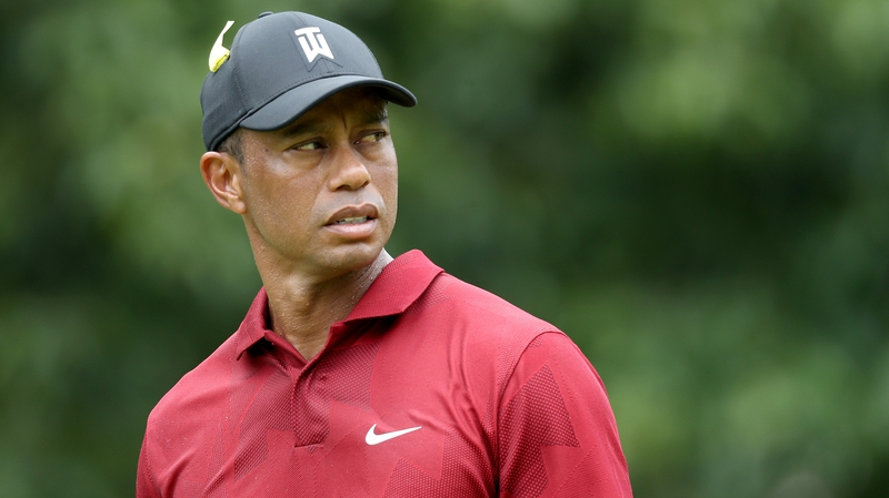 The extent of Tiger Woods' injuries has not been disclosed
