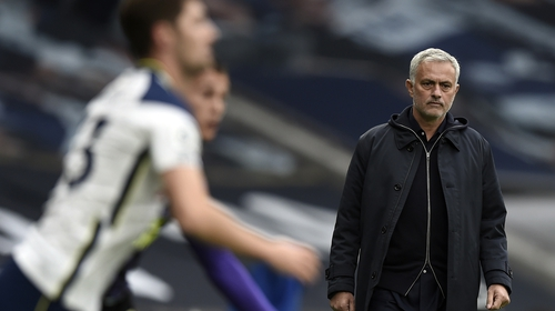 Mourinho holds tongue after handball rule controversy