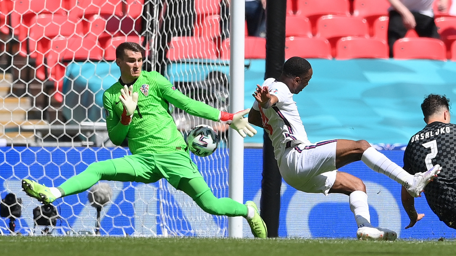 Euro 2020: England 1-0 Croatia - recap