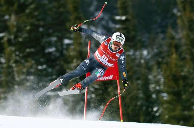 alpesi sí Kvitfjell Norvégia Szuper-G Peter Fill Hannes Reichelt Erik Guay Kjetil Jansrud