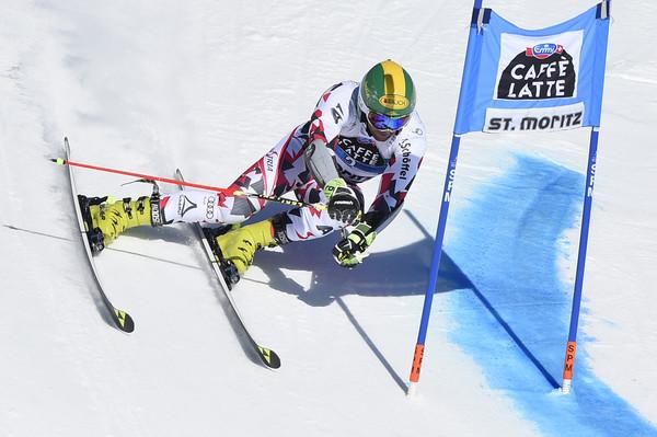 alpesi si alpesi sí világkupa St. Moritz óriás-műlesiklás Fanara