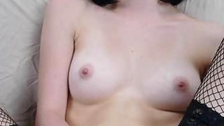 Bex-a-Teen fingers herself at_Johnny Rockard HQ porn image