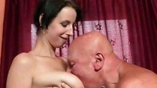 Grandpas and Pretty Teens Hot Sex Compilation porn image