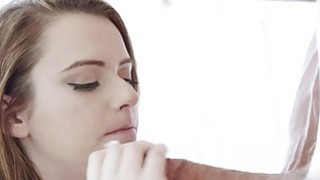 Karlie Brooks warm blowjob Steppy Richs matured cock porn image