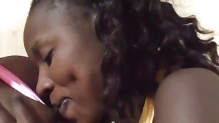 African babes pleasing lucky guy white schlong porn image