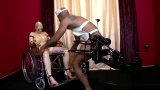 Tales Of The Latex Sex Asylum,Latex Lucy porn image