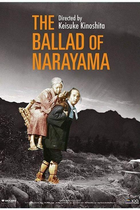 Image result for the ballad of narayama 1958