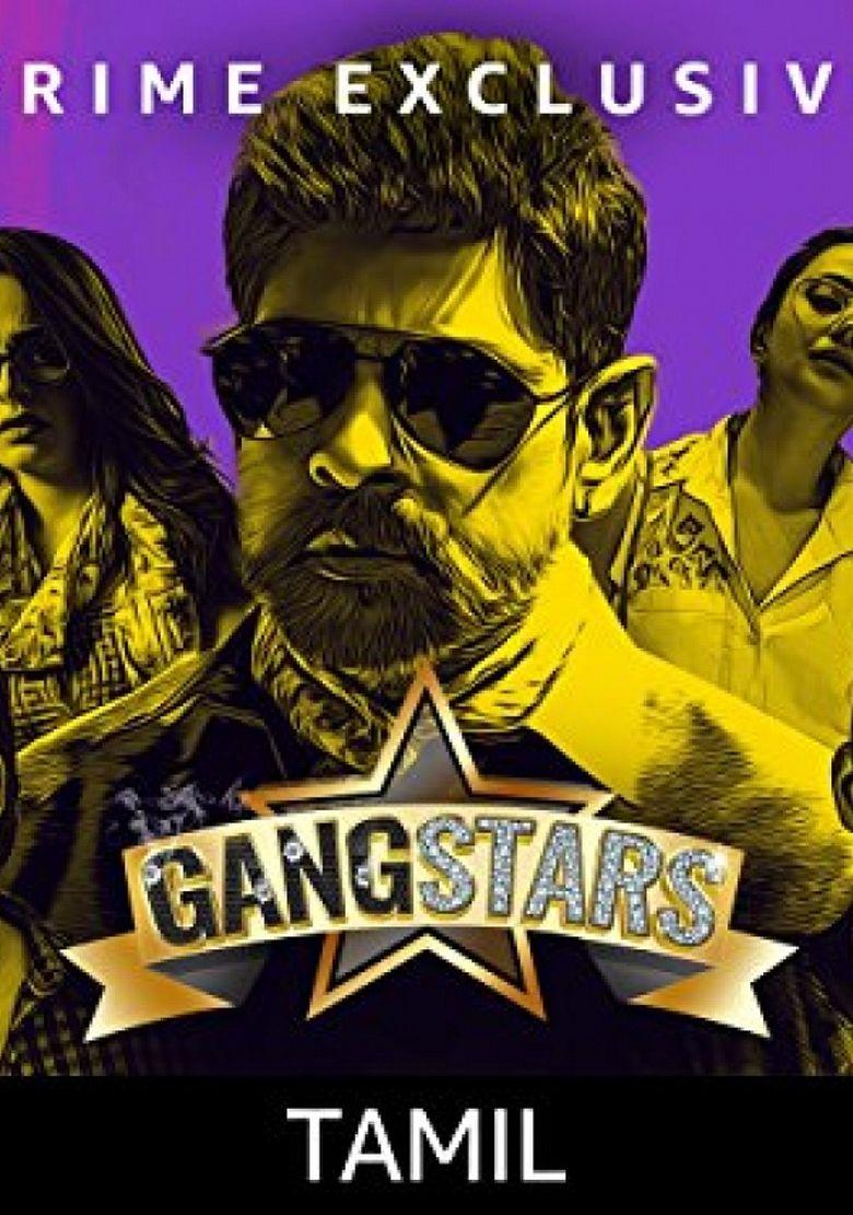 GangStars (2021) Hindi S01 Complete Amazon 720p HDRip 3GB | 1.2GB Download