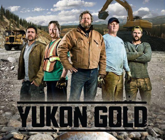 Yukon Gold Poster
