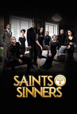 Image result for saints and sinners tv show poster
