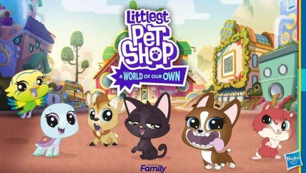 littlest pet shop a world of our own # 56
