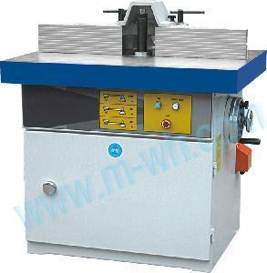 spindle shaper machine wood working mw5117b wood spindle shaper ...