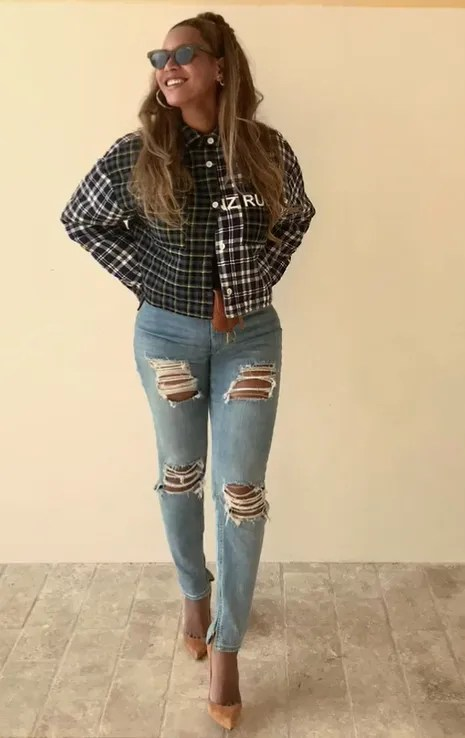 beyonce s casual outfits you should