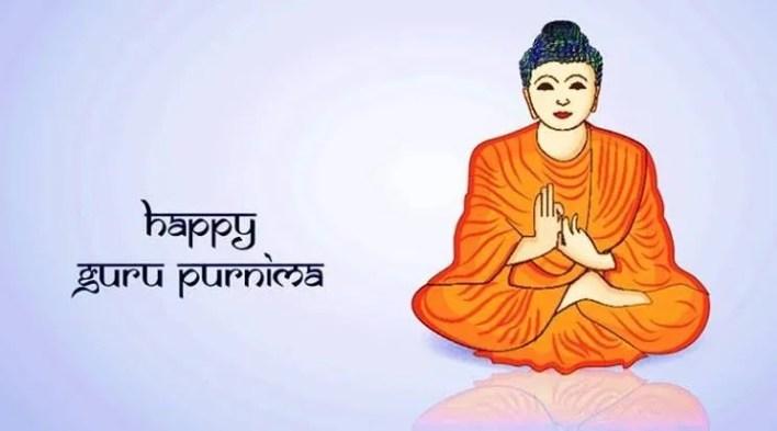 Guru Purnima drawing images