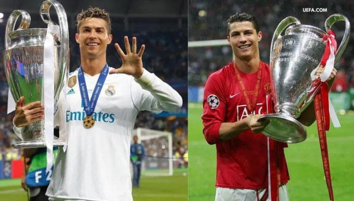 How Many Champions League Has Cristiano Ronaldo Won? Here Are The Star's  Exploits In UCL