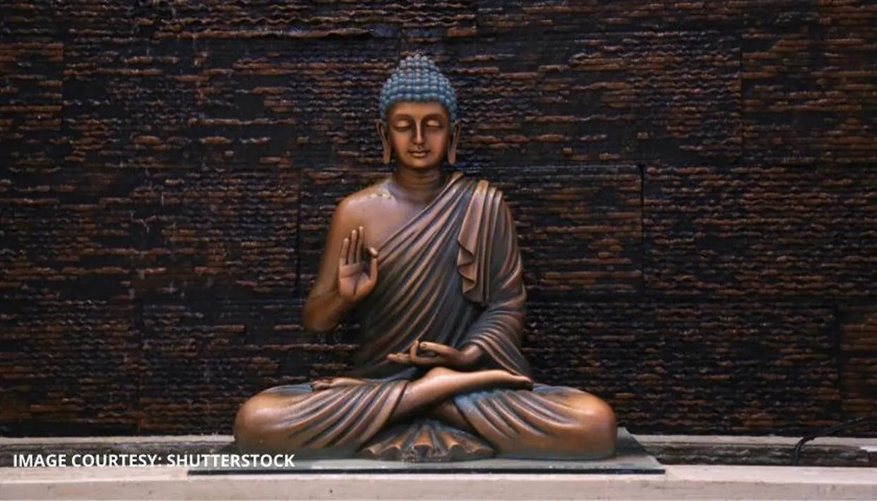 Lord Buddha Images To Share With Family And Friends On Occasion Of Buddha Purnima Republic World