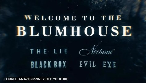 Welcome to the Blumhouse trailers op Amazon Prime Video