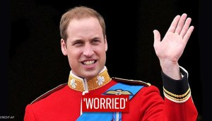 Prince William is concerned about the mental health of emergency workers and the mental health of workers in the UK