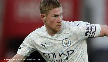 Kevin De Bruyne Injury Update: Man City Star Could Miss Liverpool Game With  Hamstring Tear