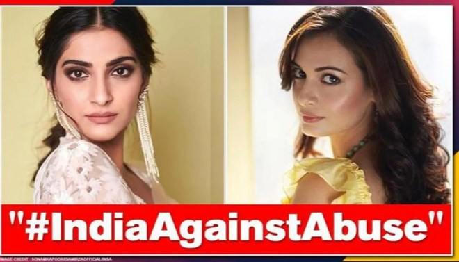 'Enough is enough': Sonam Kapoor, others seek support for petition against online abuse