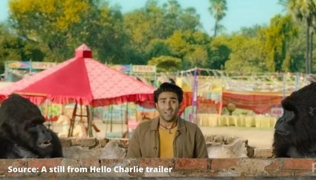 Hello Charlie' cast has Aadar Jain and Jackie Shroff in the lead; see full  cast list